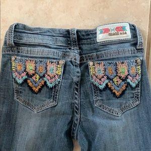 Grace in LA jeans, bootcut, size 14